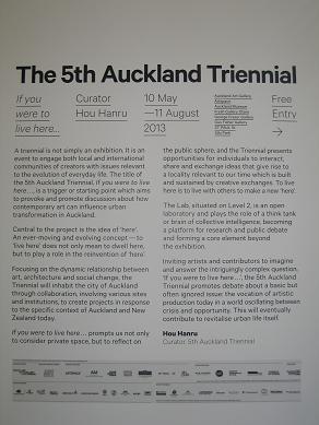 The 5th Auckland Triennial