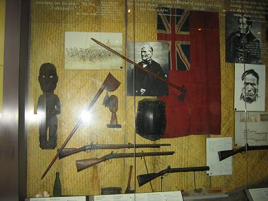 Auckland Museum - WW1/Boer War/NZ Wars