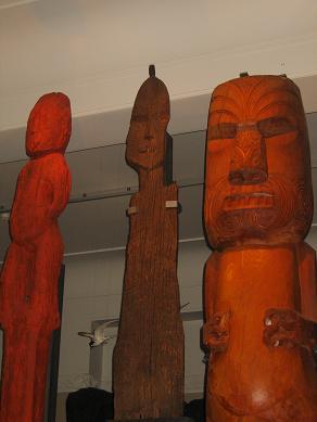 Auckland Museum - Maori Natural History