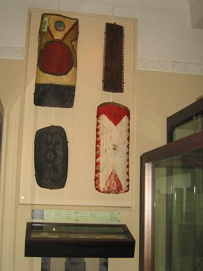 Auckland Museum - Pacific Islands