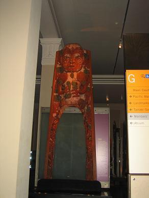 Auckland Museum - Maori