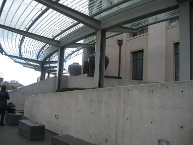 Auckland Museum - Outside, Atrium and Foyer