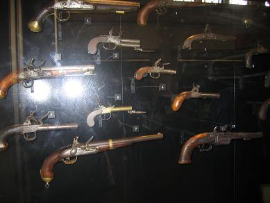 Auckland Museum - Armory