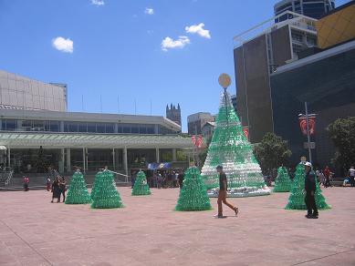 Christmas 2013 - Aotea Square