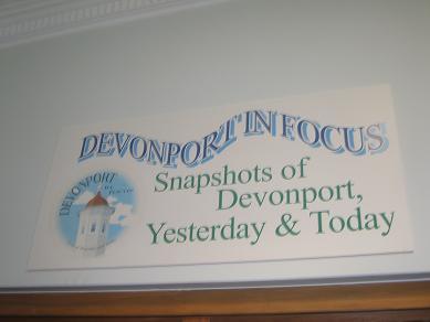 Devonport in Focus