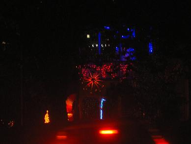 Franklin Road Lights 2013