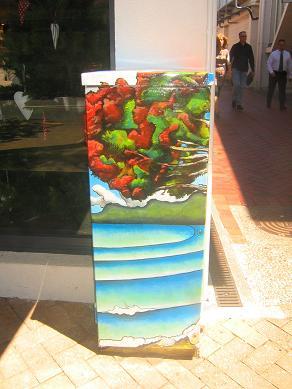 Takapuna Street Art