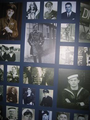 Torpedo Bay Navy Museum - Remberance