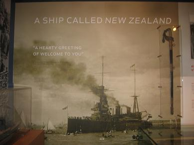 Torpedo Bay Navy Museum - The Empire and World War I