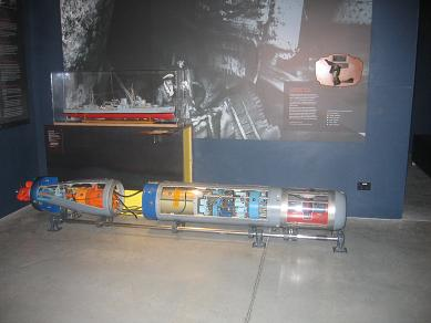 Torpedo Bay Navy Museum - World War II