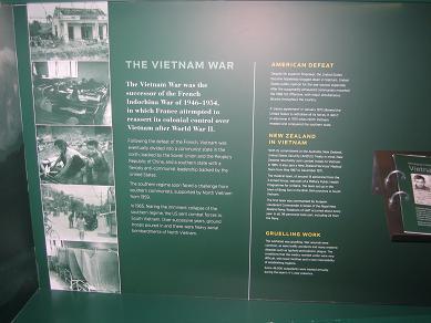 Torpedo Bay Navy Museum - Wars in Asia