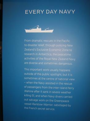 Torpedo Bay Navy Museum - Navy Today
