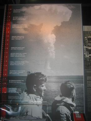 Torpedo Bay Navy Museum - The Nuclear Age