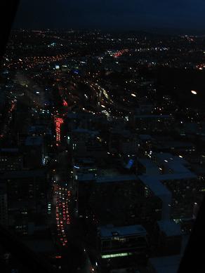 Auckland Sky Tower Observation Deck