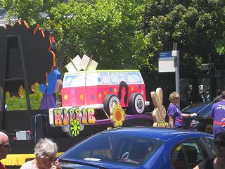 Auckland Santa Parade 2014