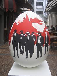 Big Egg Hunt 2014 - Vulcan Lane