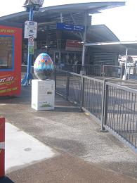 Big Egg Hunt 2014 - Ferry Terminal