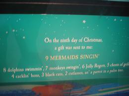 Christmas 2014 - Smith & Caughey Window