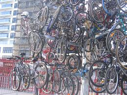 Christmas 2014 - Tree of Bikes