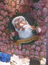 Christmas 2014 - Santa takes an elfie