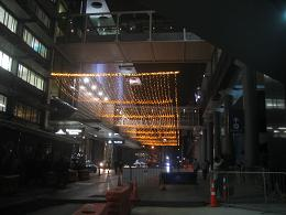 Auckland Sky Tower Lights