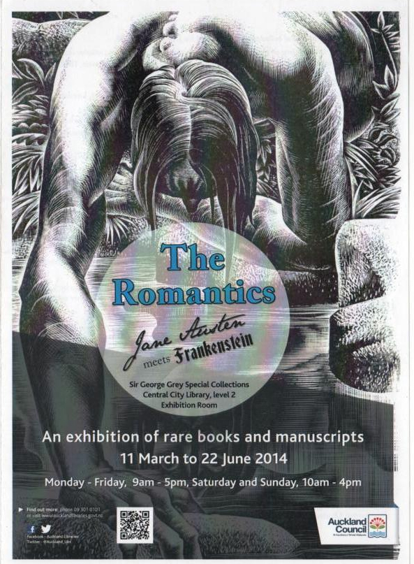Auckland Public Library - The Romantics