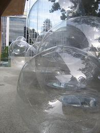 Auckland Art Gallery - Sculpture Terrace
