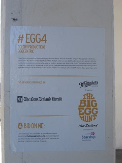 Big Egg Hunt 2015 - Wynard Quarter