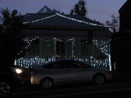 Franklin Road Christmas Lights 2015