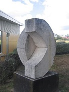QBE Stadum Sculpture