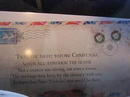 Christmas 2015 - Smith & Caughey Window