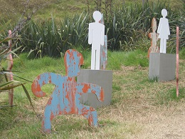 Headland: Sculpture on the Gulf