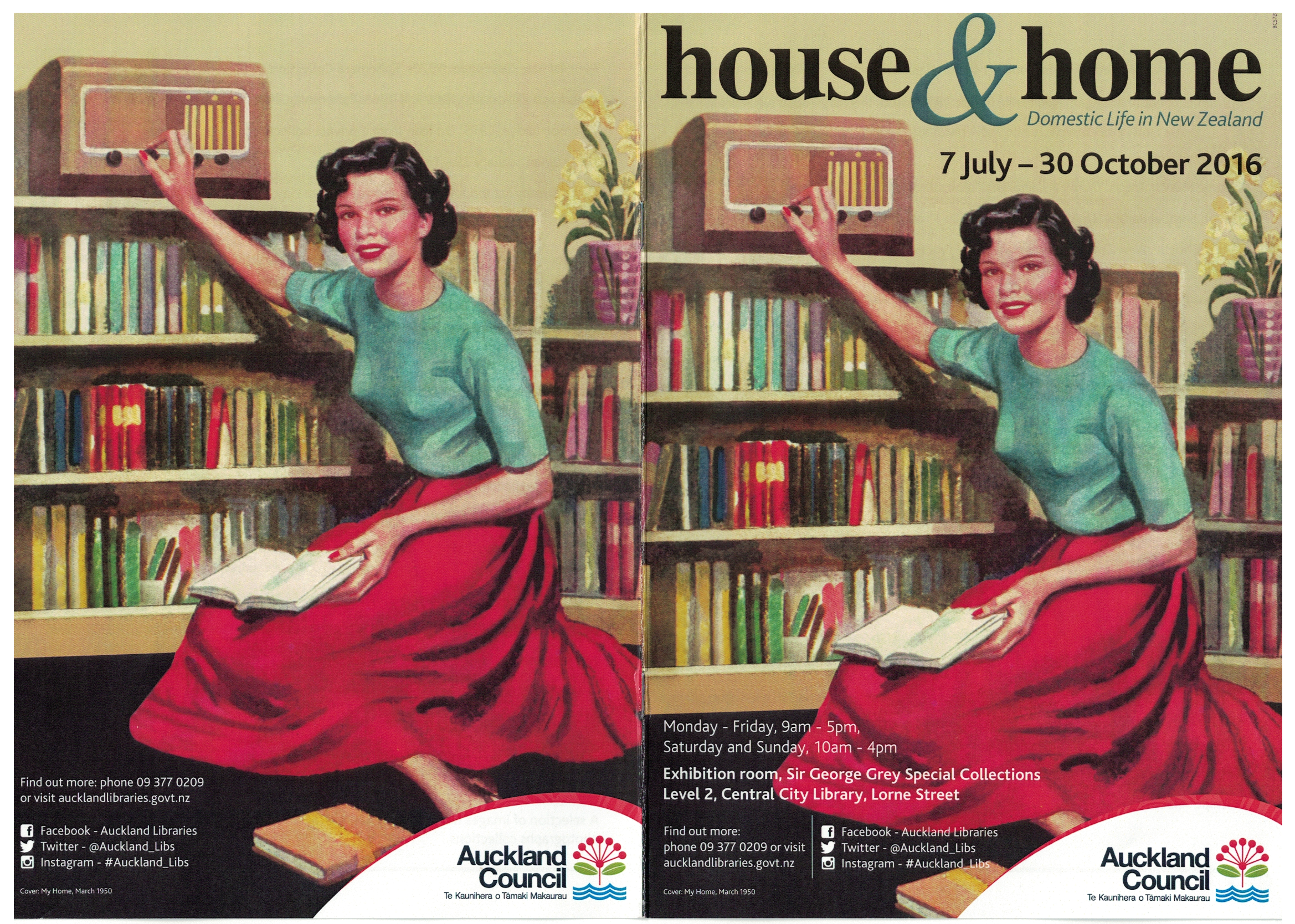 house & home: Domestic Life in New Zealand