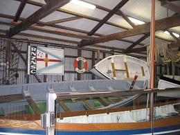 Torpedo Bay Navy Museum - The Boatshed